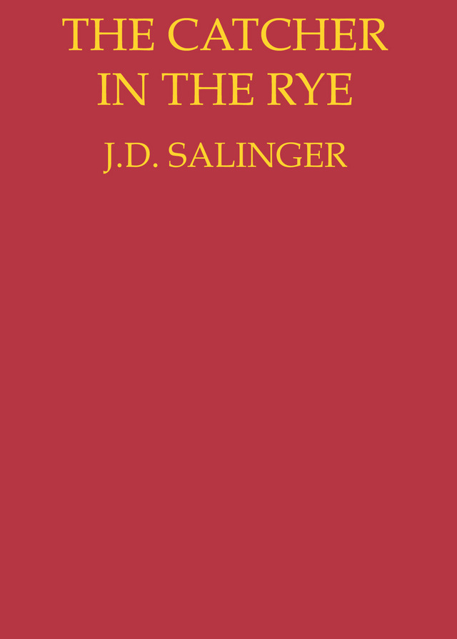 an analysis of the method of expression of j d salinger in his novel the catcher in the rye Structural analysis & holden caulfield, analysis, novel: the catcher in the rye , jd salinger, english texts, year 9, nsw structural analysis holden caulfield's character is, as a narrator as well as a main character, ambiguous.