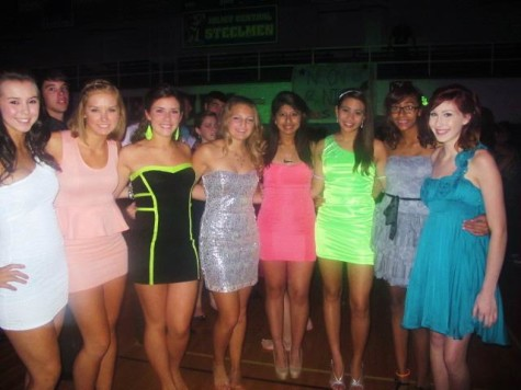 Steelmen Homecoming 2012: Neon Night