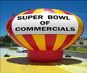 The Supper Bowl Of Commercials