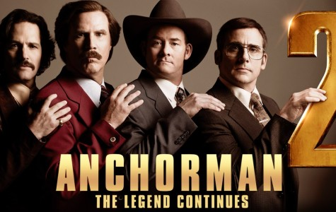 Anchorman 2- The Legend Continues Review
