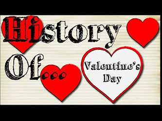 History of Valentine's Day