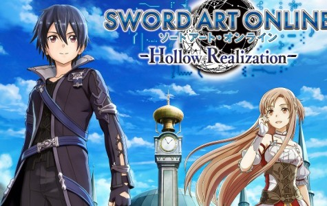 Sword Art Online: Hollow Realization (2016 Game Preview)