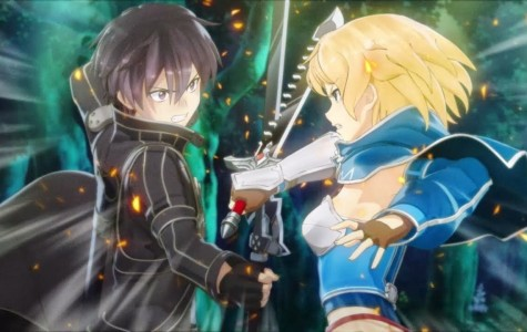 Sword Art Online: Hollow Fragment (Video Game Review)